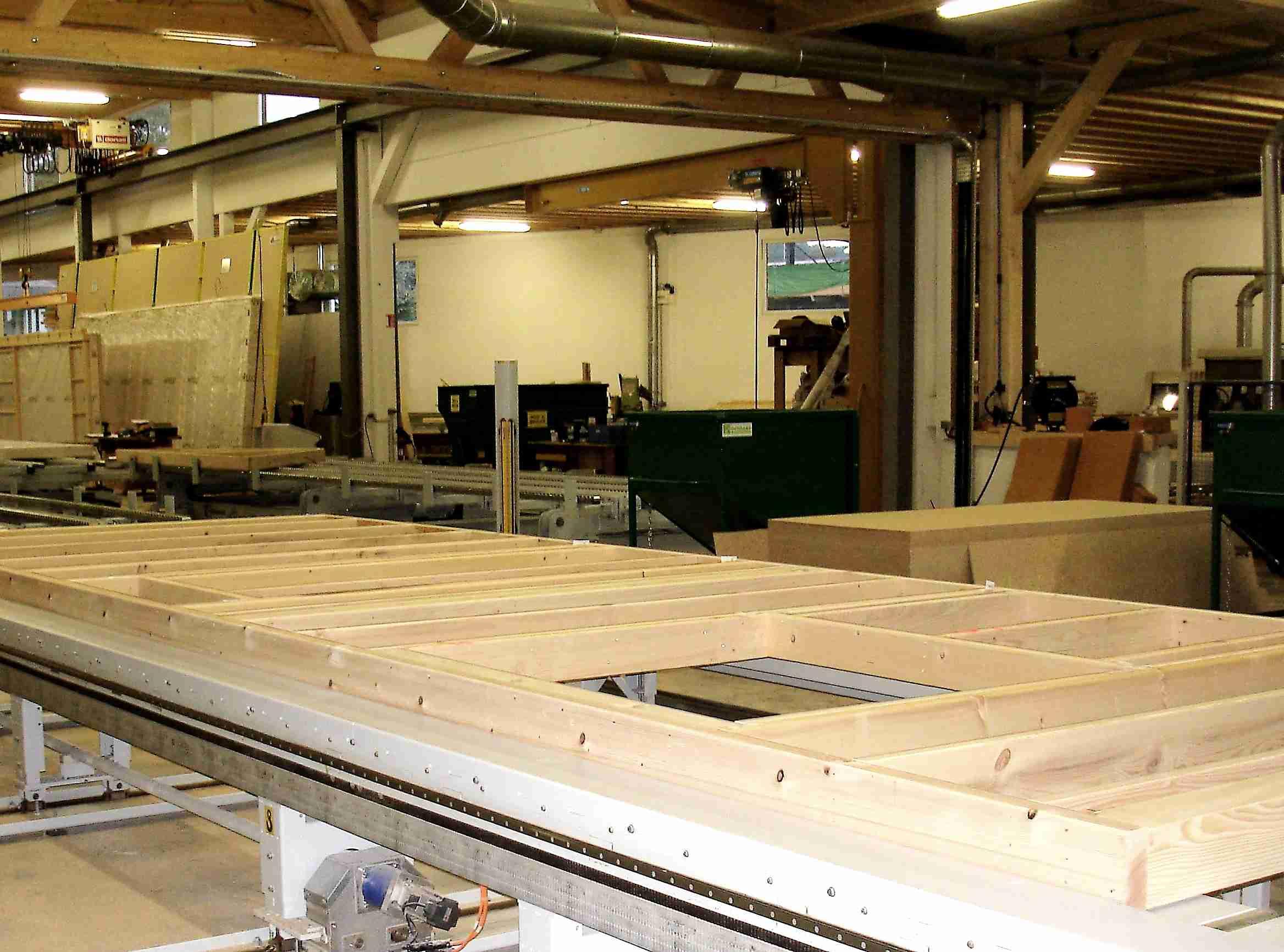 Lutz fabricant de maisons bois en alsace maisons bois lutz for Fabricant maison bois